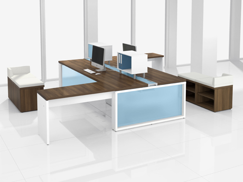 innovative office furniture. Groupe Lacasse C.I.T.E. Colaborative Office Furniture Innovative F