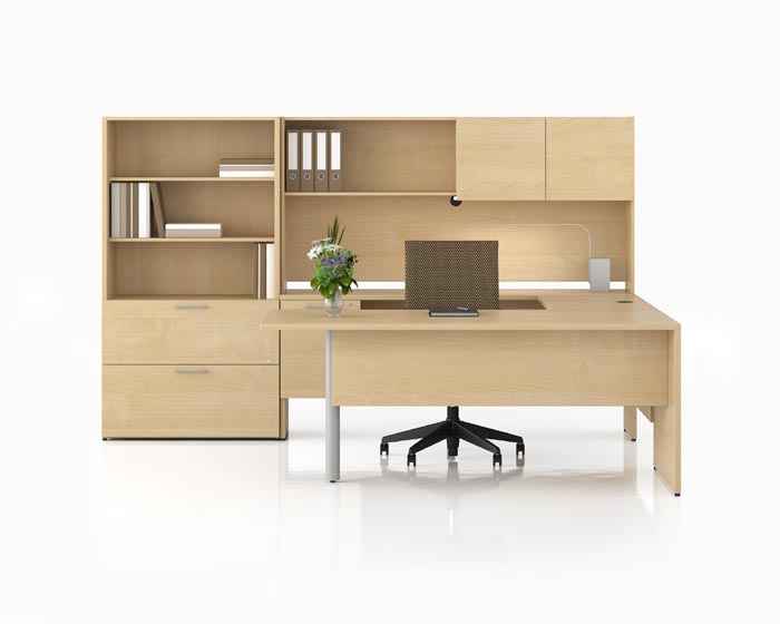 Contemporary furniture collections lacasse office for Modern home office furniture collections