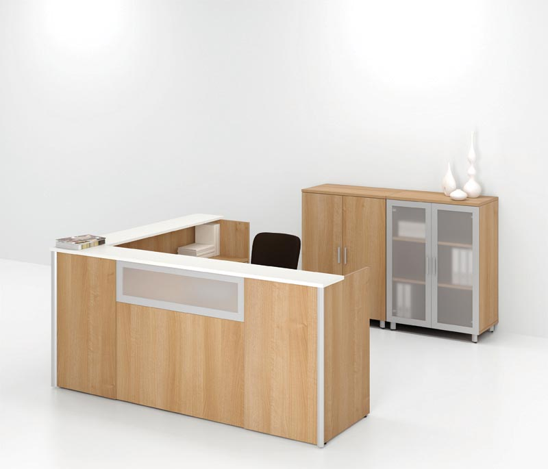 Reception Furniture from Groupe Lacasse fice