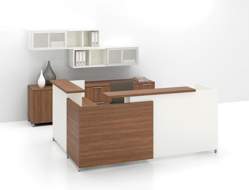 Reception Furniture From Groupe Lacasse Office